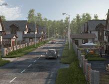Коттеджный посёлок «Скандинавия»