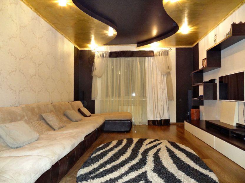 Продается трехкомнатная квартира за 4 200 000 рублей. Ставрополь, Родосская, 1.