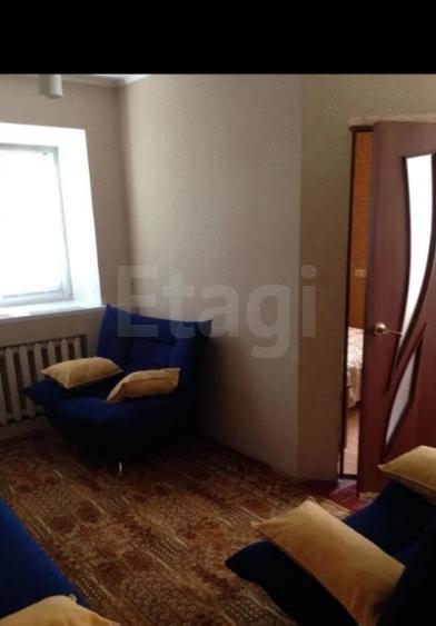 Продается двухкомнатная квартира за 2 315 000 рублей. Нижний Новгород, Советский район, Бекетова, 16.