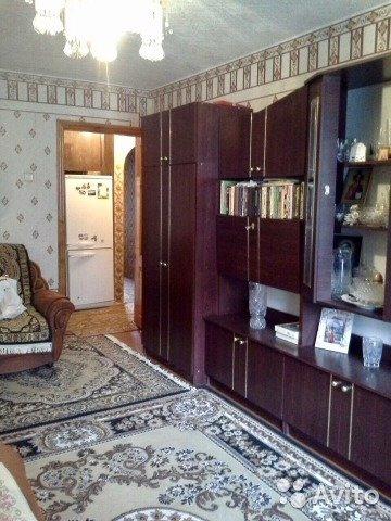 Продается двухкомнатная квартира за 1 630 000 рублей. Курск, Менделеева, 63.