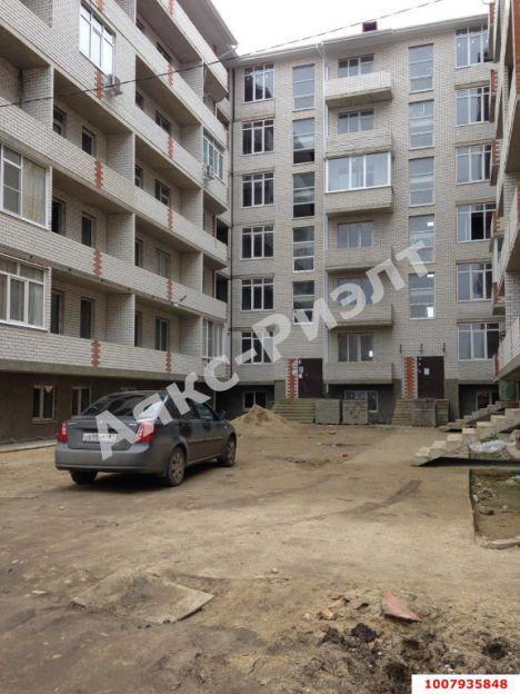 Продается однокомнатная квартира за 860 000 рублей. Краснодар, Куликова Поля 1-й проезд, 16.
