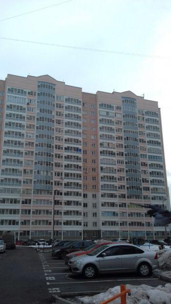 Продается однокомнатная квартира за 2 450 000 рублей. Пермь, Дзержинский район, Докучаева, 40в.