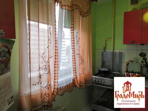 Продается однокомнатная квартира за 2 400 000 рублей. Сергиев Посад, Новоугличское шоссе, 34.