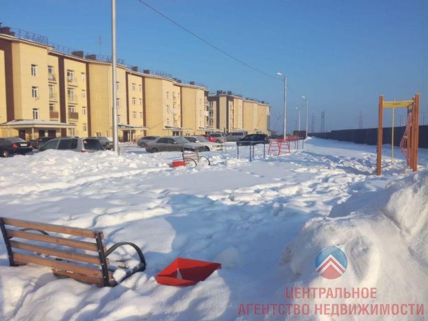 Продается однокомнатная квартира за 1 150 000 рублей. Новосибирск, Ленинский район, Большая, 680.