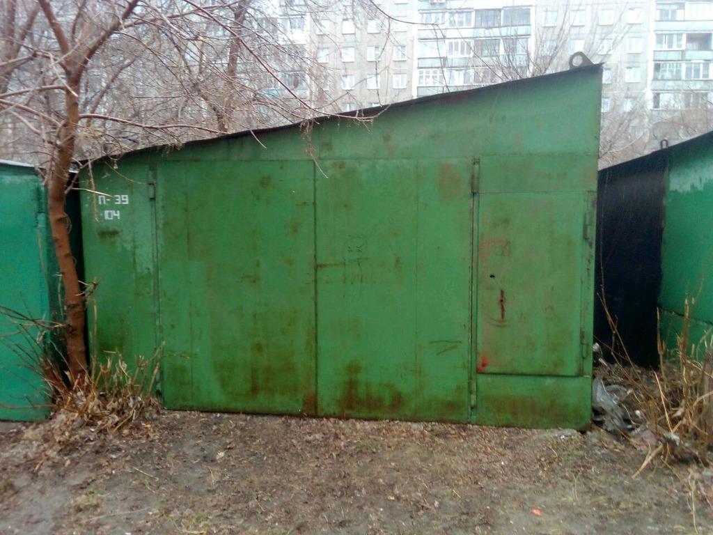 Аренда металлического гаража в новосибирске купить гараж на сландо