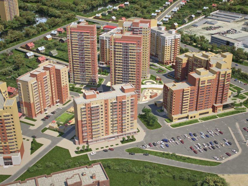 Продается двухкомнатная квартира за 3 392 000 рублей. Тюмень, Центральный район, Дружбы, 73.