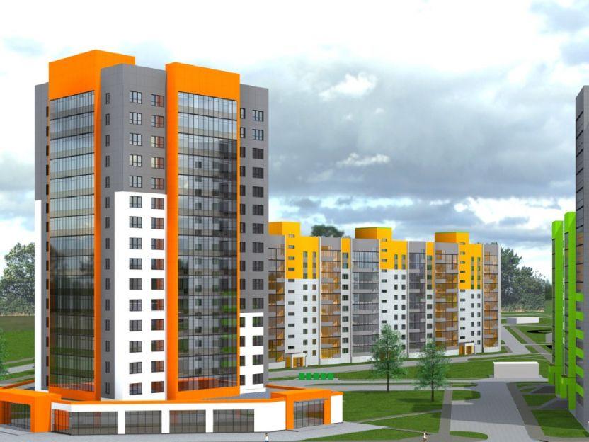 Продается двухкомнатная квартира за 2 450 000 рублей. Барнаул, Индустриальный район, Энергетиков проспект, 24.