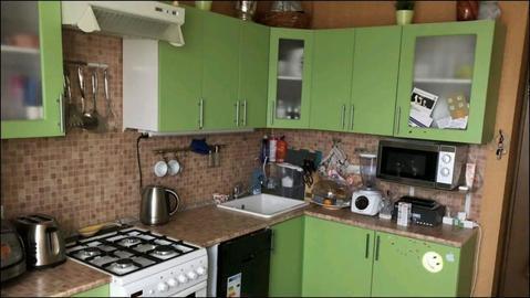 Продается однокомнатная квартира за 3 650 000 рублей. Домодедово, Кутузовский проезд, 16.