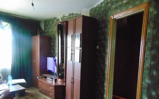 Продается однокомнатная квартира за 1 070 000 рублей. Кемерово, Заводский район, Патриотов, 34а.
