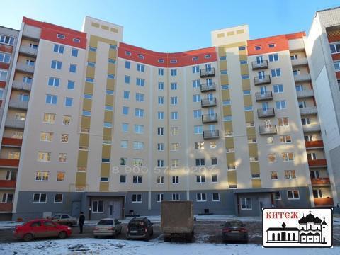 Продается однокомнатная квартира за 1 700 000 рублей. Калуга, Бульвар Моторостроителей, 12а.