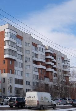 Продается трехкомнатная квартира за 7 200 000 рублей. Коломна, Гражданская, 6.