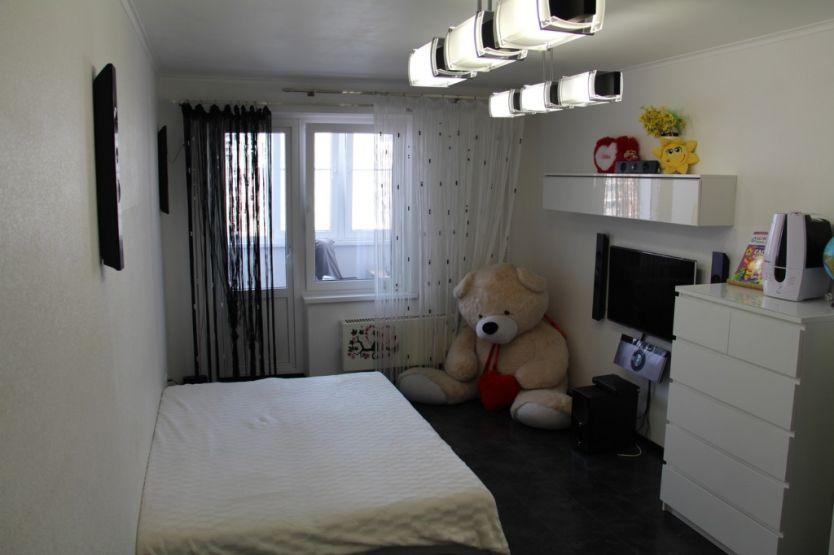 Продается однокомнатная квартира за 2 750 000 рублей. Краснодар, Западный, Калинина, 13.