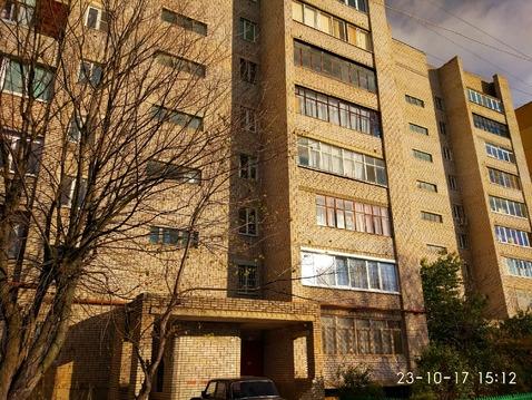 Продается однокомнатная квартира за 2 100 000 рублей. Тула, Серебровская, 16д.