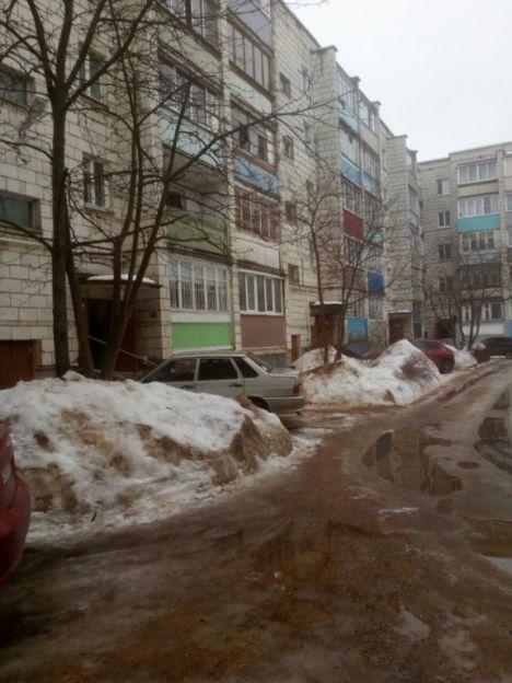 Продается однокомнатная квартира за 1 830 000 рублей. Кострома, Шагова, 205.