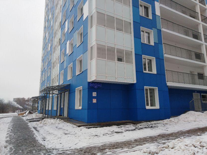 Продается однокомнатная квартира за 2 650 000 рублей. Пермь, Свердловский район, Красные Казармы, 67.
