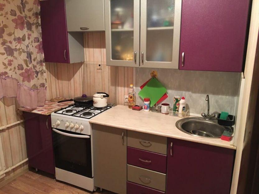 Продается однокомнатная квартира за 1 700 000 рублей. Воскресенск, Рабочая, 124.