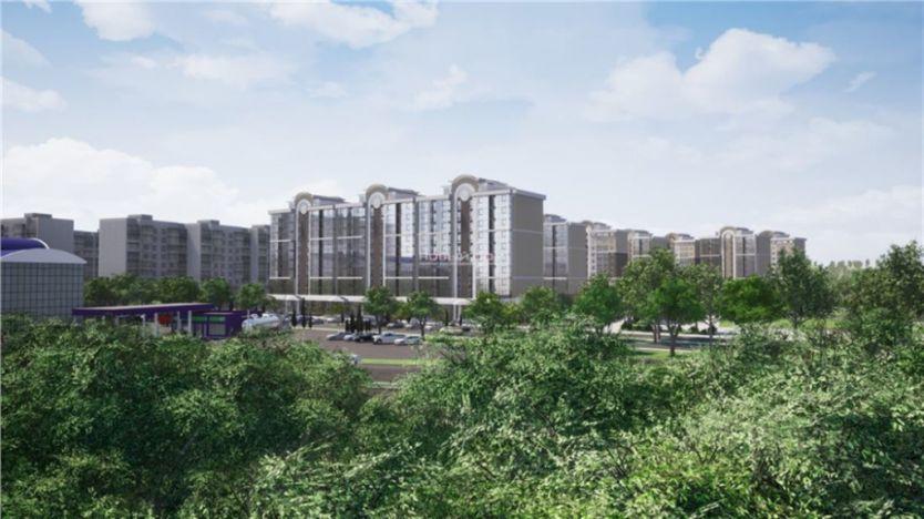 Продается двухкомнатная квартира за 3 342 000 рублей. респ Крым, г Симферополь, пгт Комсомольское, ул Зеленая, д 1.