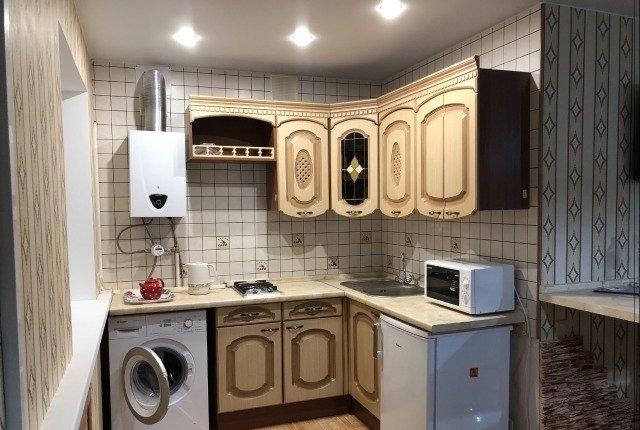 Продается однокомнатная квартира за 2 550 000 рублей. Кострома, Лесная, 25.