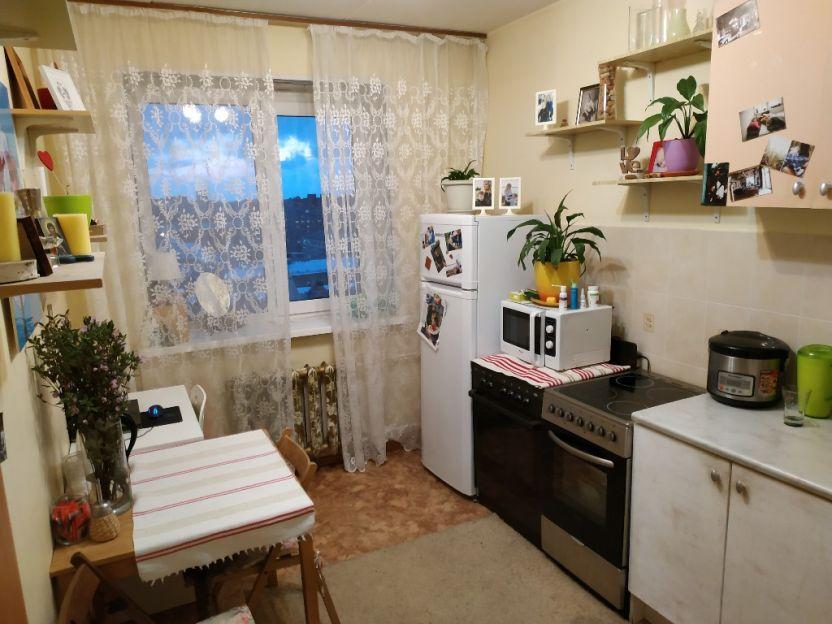 Продается однокомнатная квартира за 4 200 000 рублей. Новосибирск, Ленинский район, Геодезическая, 5/1.