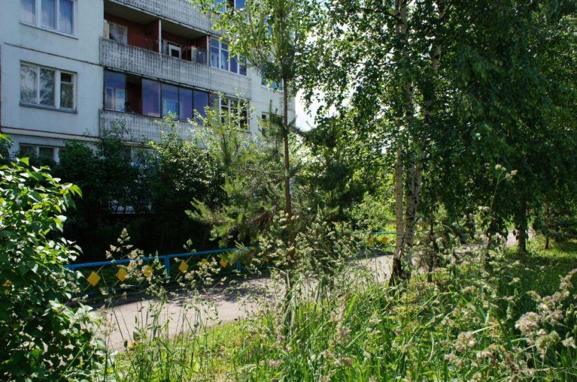 Продается трехкомнатная квартира за 2 150 000 рублей. Кострома, Маяковского, 112.