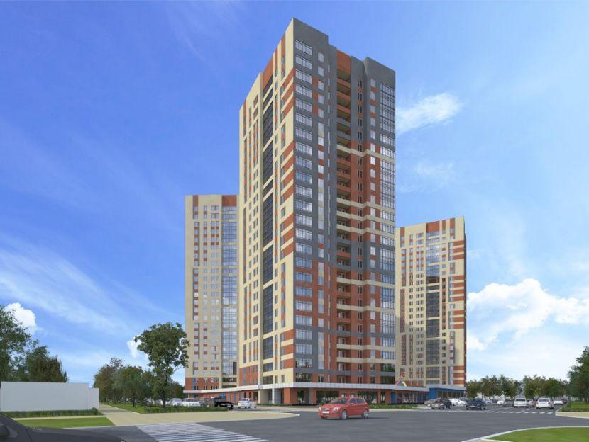 Продается однокомнатная квартира за 1 700 000 рублей. Екатеринбург, Мостовая, 37/1.