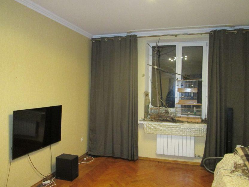 Продается однокомнатная квартира за 2 250 000 рублей. Курск, Радищева, 69/1.