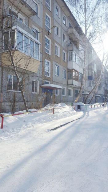 Продается трехкомнатная квартира за 2 165 000 рублей. Омск, Ленинский район, Гашека, 4 корп. 2.