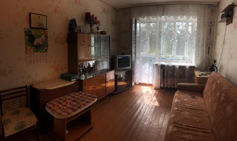 Продается однокомнатная квартира за 1 500 000 рублей. Пермь, Мотовилихинский район, Крупской, 47.