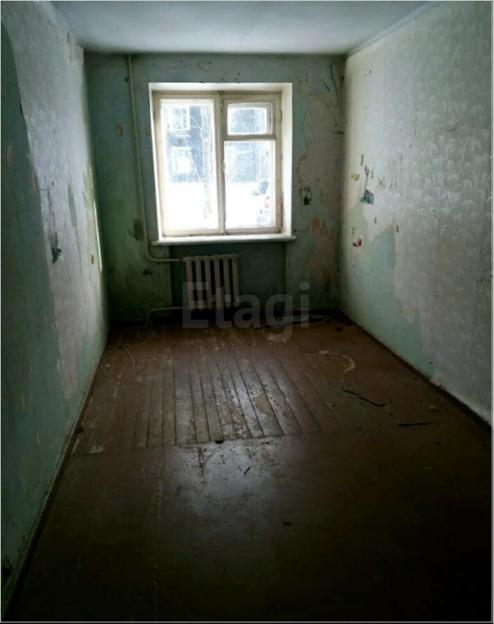 Продается двухкомнатная квартира за 1 280 000 рублей. г Пермь, ул Зюкайская, д 4.