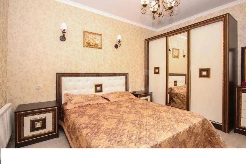 Продается двухкомнатная квартира за 4 600 000 рублей. Краснодар, им Архитектора Ишунина, 7/1к1.
