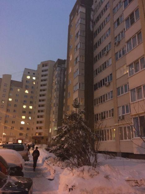 Продается однокомнатная квартира за 2 260 000 рублей. Пенза, Терновского, 214.