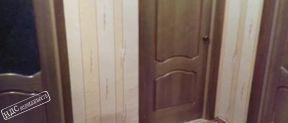 Продается трехкомнатная квартира за 2 500 000 рублей. Курск, Парковая, 3а.