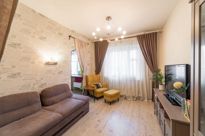 Продается двухкомнатная квартира за 3 200 000 рублей. г Архангельск, ул Стрелковая, д 26, кв 1К.