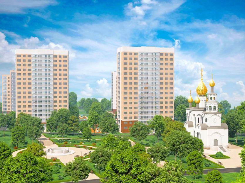 Продается однокомнатная квартира за 1 399 000 рублей. Кемерово, Центральный район, Московский проспект, 2б.