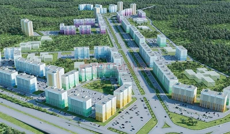 Продается однокомнатная квартира за 1 570 000 рублей. Новосибирск, Октябрьский район, В. Высоцкого, 143/11.