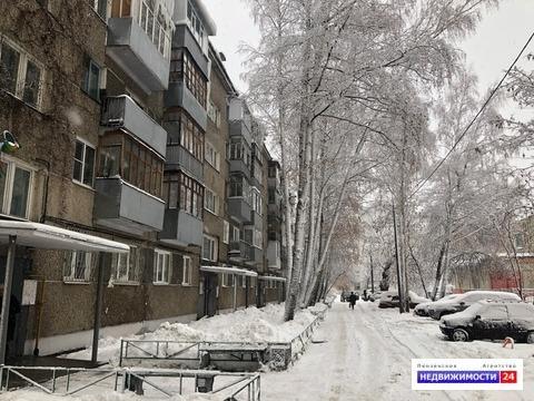 Продается двухкомнатная квартира за 2 100 000 рублей. Пенза, Пушкина, 31.