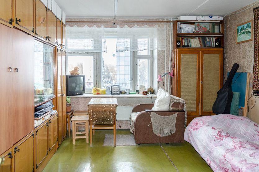 Продается трехкомнатная квартира за 4 000 000 рублей. Нижний Новгород, Приокский район, Горная, 28.