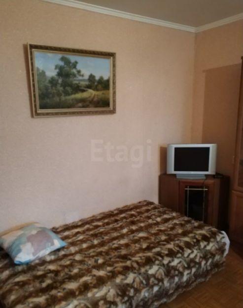 Продается однокомнатная квартира за 2 300 000 рублей. Нижний Новгород, Канавинский район, Гордеевская, 38.