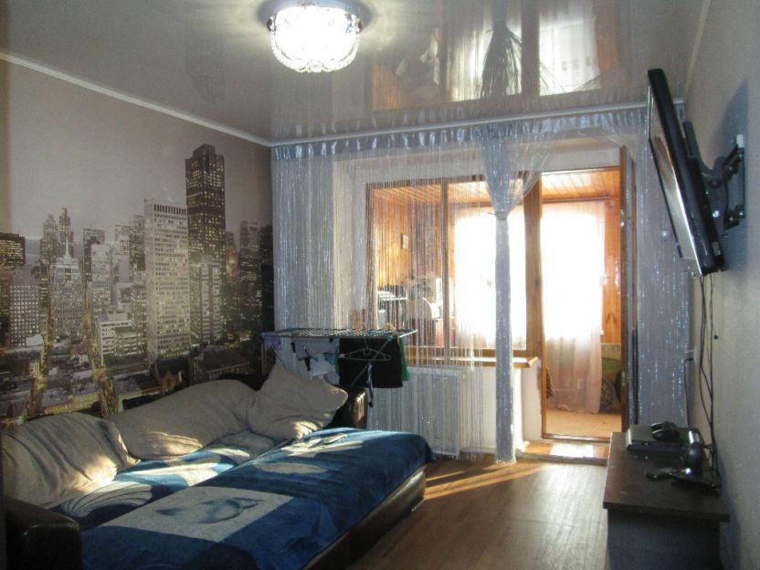 Продается трехкомнатная квартира за 2 790 000 рублей. Курск, Краснополянская, 23а.