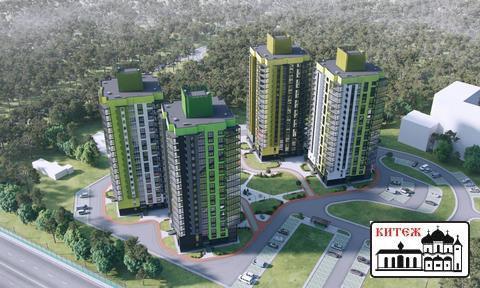 Продается однокомнатная квартира за 1 636 510 рублей. Калуга, Анненки, 40.