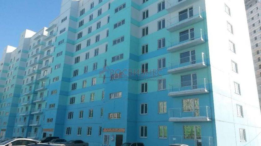 Продается однокомнатная квартира за 1 191 000 рублей. Новосибирск, Кировский район, Бронная, 45.
