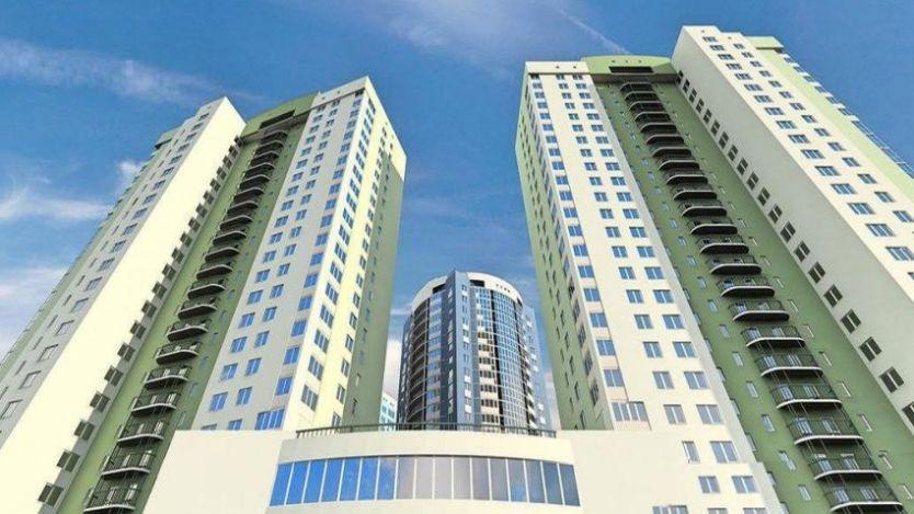 Продается двухкомнатная квартира за 3 790 000 рублей. г Саратов, ул им Чернышевского Н.Г., д 108А.