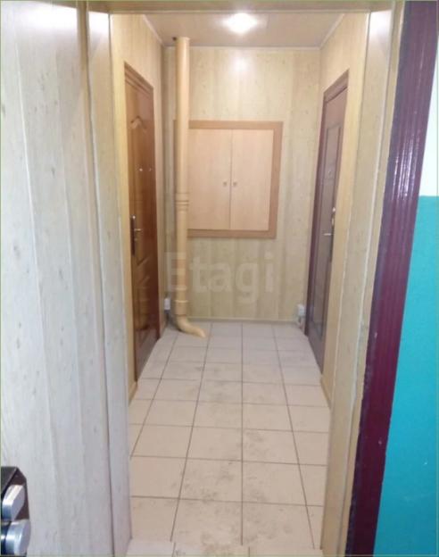 Продается трехкомнатная квартира за 2 800 000 рублей. Барнаул, Ленинский район, Георгия Исакова, 183.