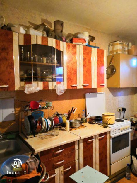 Продается однокомнатная квартира за 1 900 000 рублей. Красноярск, Ленинский район, Тихий переулок, 22.