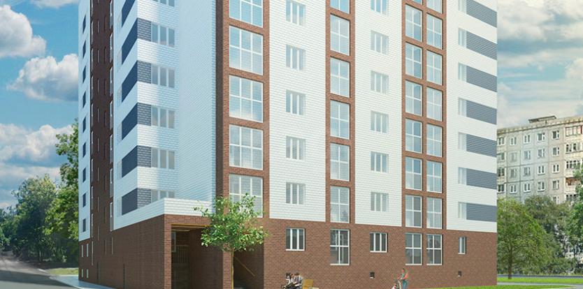 Продается однокомнатная квартира за 2 150 000 рублей. Нижний Новгород, Сормовский район, Василия Иванова, 23а.