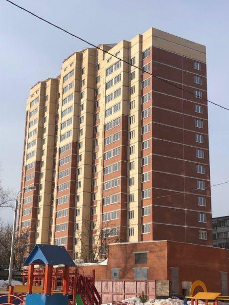 Продается однокомнатная квартира за 1 800 000 рублей. Московская обл, г Лобня, ул Спортивная, д 1 стр 2.