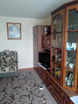 Продается двухкомнатная квартира за 1 350 000 рублей. Московская обл, г Воскресенск, пер Школьный 1-й, д 6а.