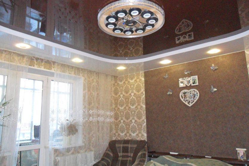 Продается двухкомнатная квартира за 2 350 000 рублей. Челябинск, Тракторозаводский район, Первой Пятилетки, 10а.