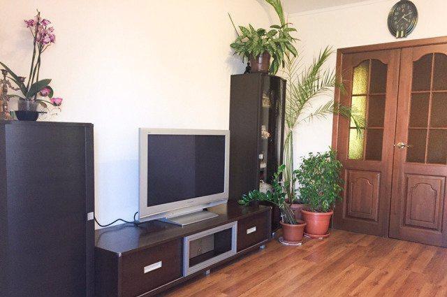 Продается трехкомнатная квартира за 3 600 000 рублей. Томск, Фрунзе проспект, 128.