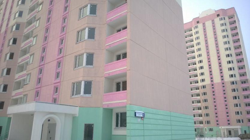 Продается однокомнатная квартира за 1 565 000 рублей. Тверь, Пролетарский район, Оснабрюкская, 4 корп. 2.